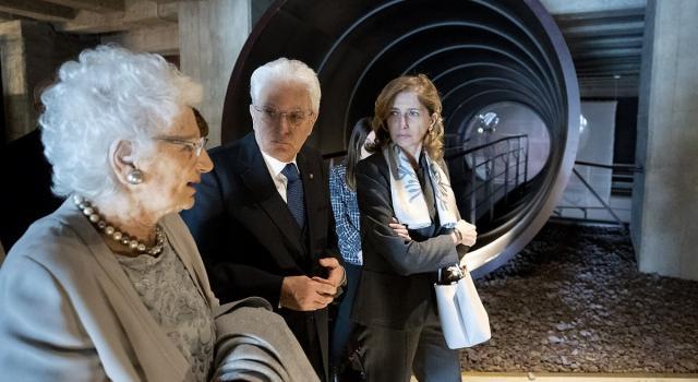 Commissione Segre, il monito di Mattarella