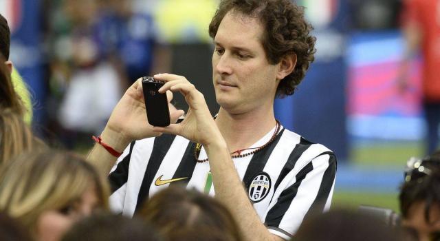 Juventus, John Elkann alla Continassa con Agnelli