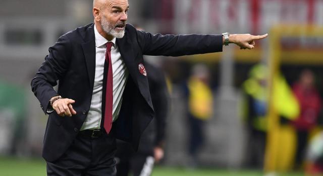 Milan-Spal Stefano Pioli Roma-Milan