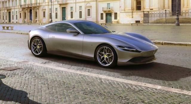Presentata la Ferrari Roma, simbolo della Nuova Dolce Vita