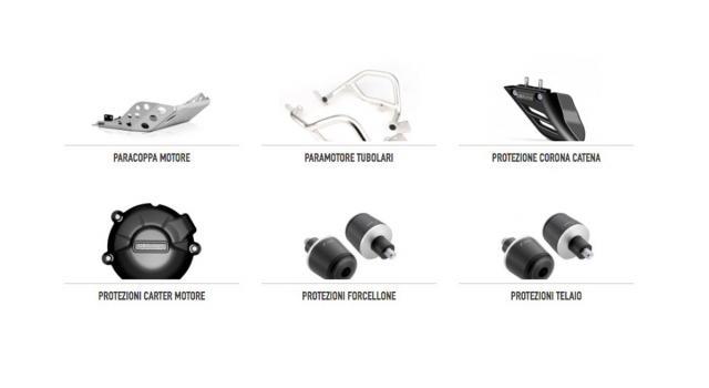 Protezioni per la moto: cosa sono e a cosa servono