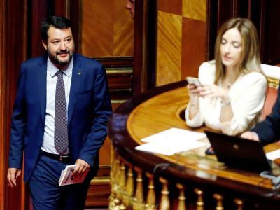 Caso Gregoretti, rinviato a ottobre il processo a Salvini