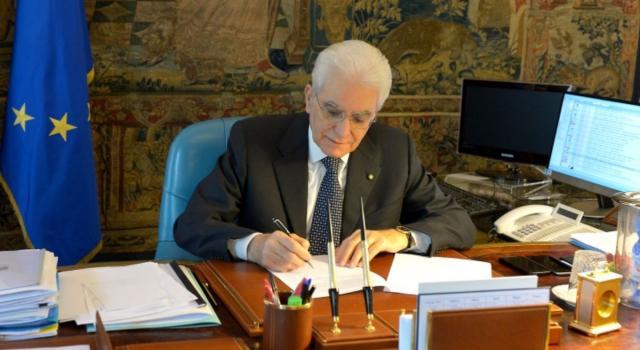 Mattarella, 'Autonomia delle Regioni è alle fondamenta della costruzione democratica'