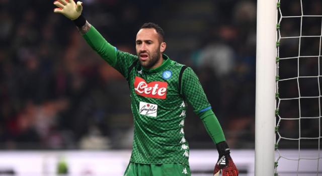 Serie A, poker del Napoli all'Udinese. Attimi di paura per Ospina