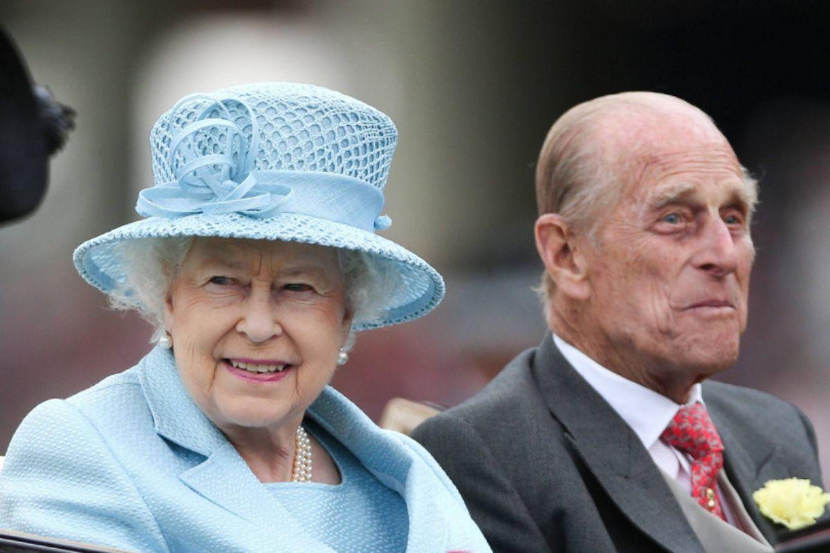 Regina Elisabetta e Filippo