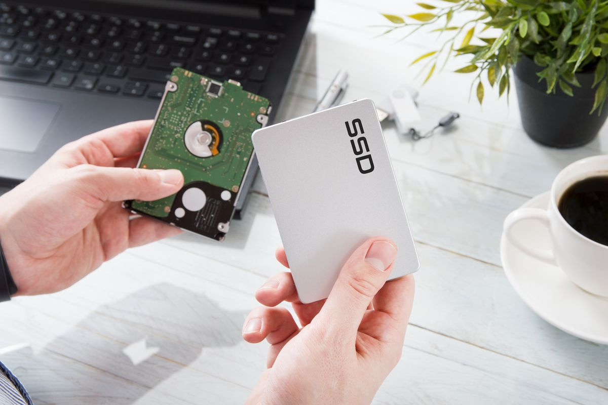 quanto dura un disco SSD