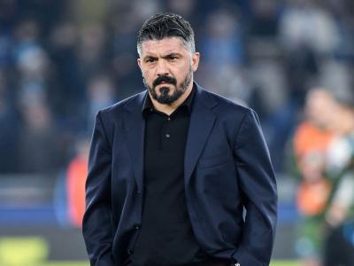 """Napoli-Rijeka, Gattuso: """"Non ho litigato con la squadra. Contratti? Dobbiamo pensare al campo"""""""