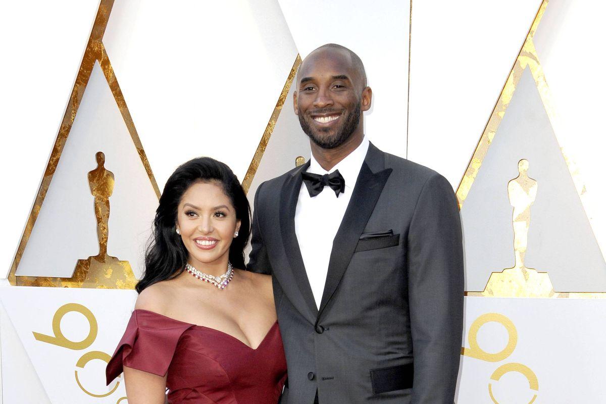 Kobe Bryant Vanessa Laine