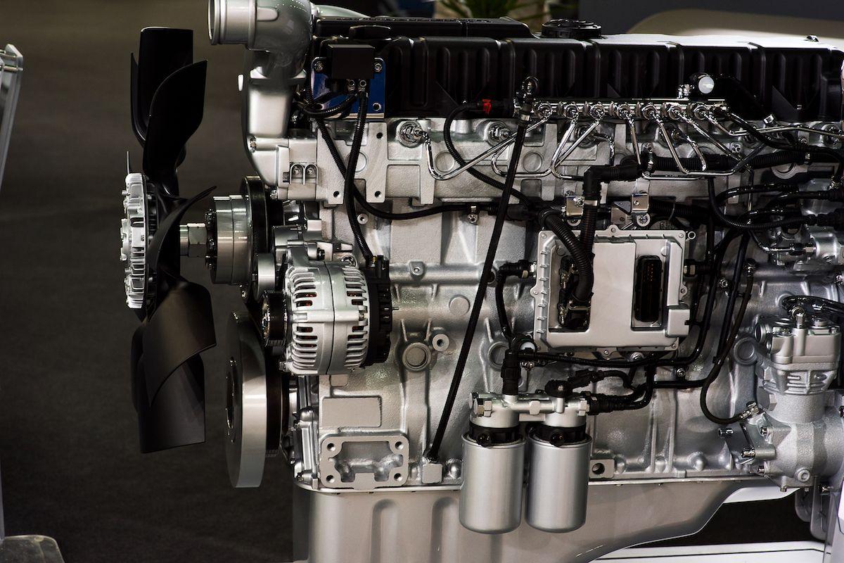 Motore Diesel