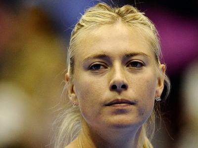 Maria Sharapova, l'ex grande tennista russa vincitrice di tutti i tornei del Grande Slam