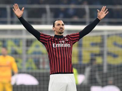 Infortunio Ibrahimovic, lo svedese rischia un mese di stop