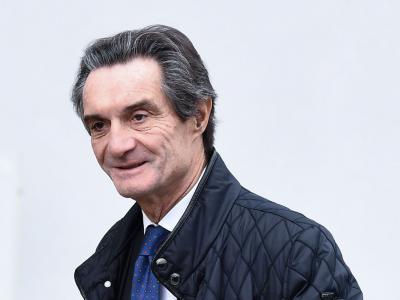 Fontana, 'Rischio di essere il primo politico indagato per aver cercato di versare i soldi'
