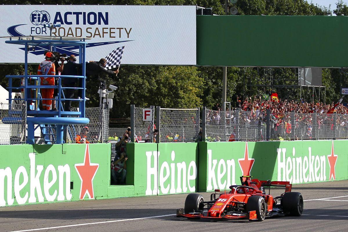 Formula 1, Monza estende il contratto fino al 2025. E si val