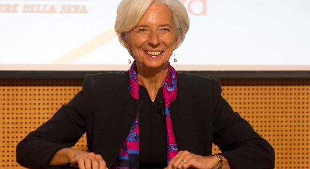 """Lagarde: """"L'economia della zona euro sarà toccata severamente dalla seconda ondata"""""""