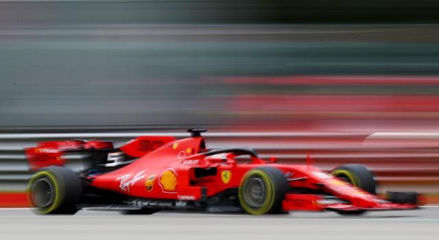 Formula 1, prima fila Ferrari a Monza: Räikkönen davanti a Vettel