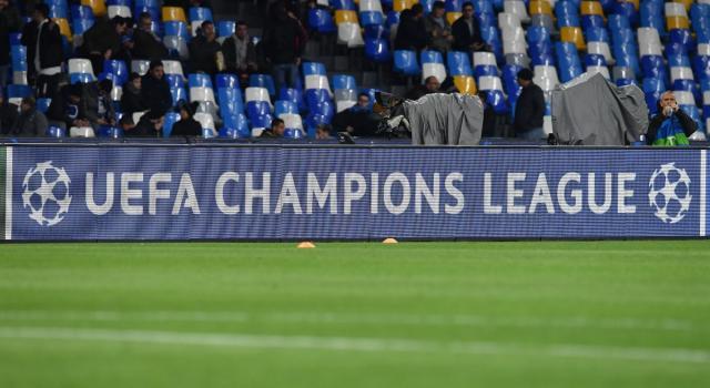 """Napoli, De Laurentiis: """"Ho chiesto di giocare la Champions a Bari"""""""