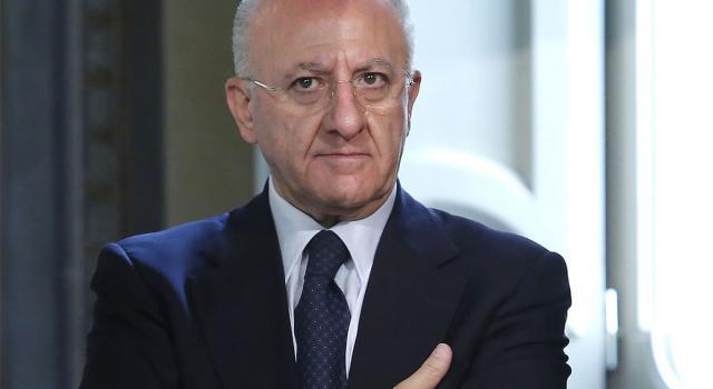 Campania 'Zona Gialla', De Luca contro il governo