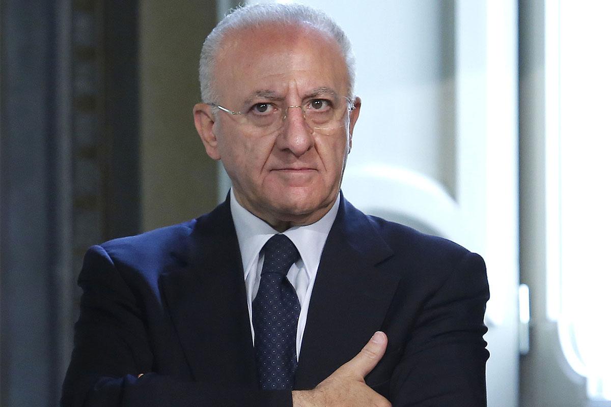 Riapertura confini ed elezioni regionali, De Luca contro il
