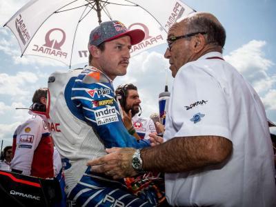 """MotoGP, Miller: """"Voglio vincere il Mondiale con la Ducati"""""""
