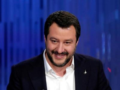 """Caso Gregoretti, Salvini a Catania: """"Governo coinvolto, sono a processo per aver salvato delle vite"""""""