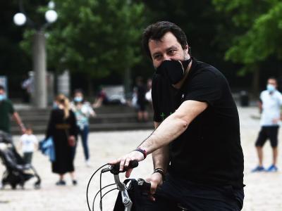 Coprifuoco in Lombardia, Salvini frena: Devo capire