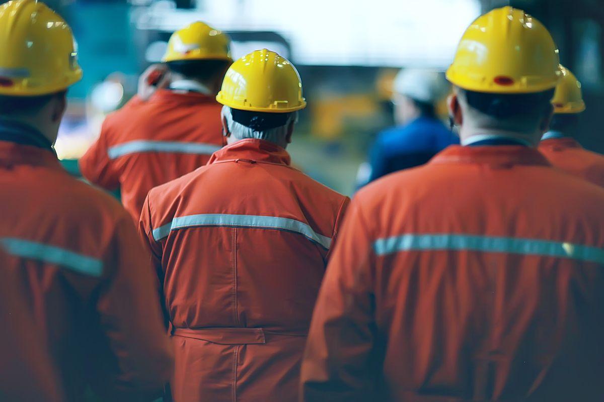 Confindustria, nuovo crollo della produzione rispetto al 201