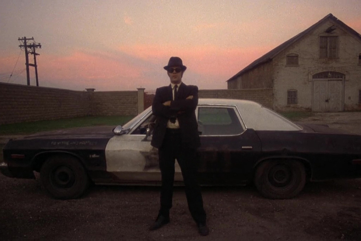 Bluesmobile Blues Brothers