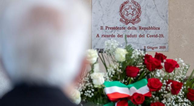 Mattarella a Codogno: 'In questi luoghi si ritrova oggi la Repubblica'