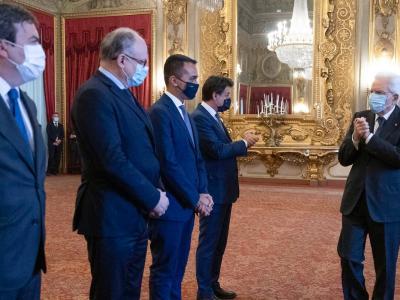 Mattarella incontra il premier Conte in vista del prossimo Consiglio Europeo