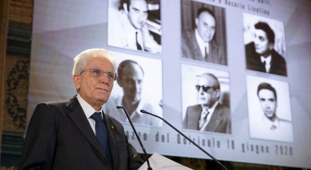 """Mattarella ai magistrati: """"Serve il rispetto rigoroso delle regole della Costituzione"""" – VIDEO"""