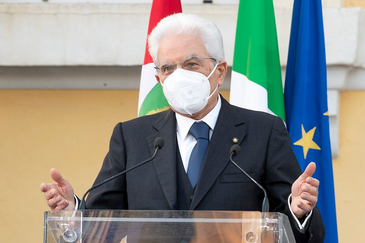 Sergio Mattarella Spallanzani