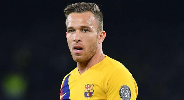 Chi è Arthur Melo, il nuovo centrocampista della Juventus