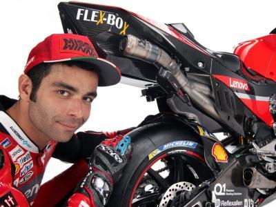 """MotoGP, Petrucci: """"La Ducati ha deciso di non continuare il nostro rapporto"""""""
