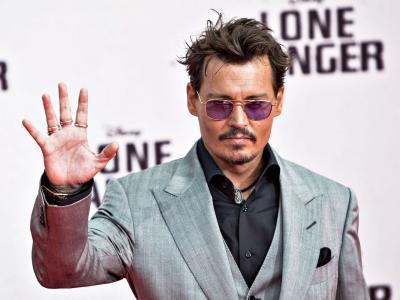 Johnny Depp  a processo contro il Sun per diffamazione