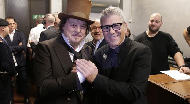 Michele Zarrillo, vincitore di un Festival di Castrocaro e di Sanremo giovani