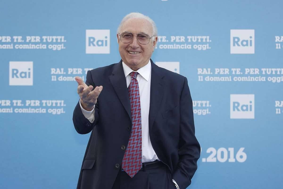 Pippo Baudo, il conduttore tv che ha presentato 13 volte Sanremo