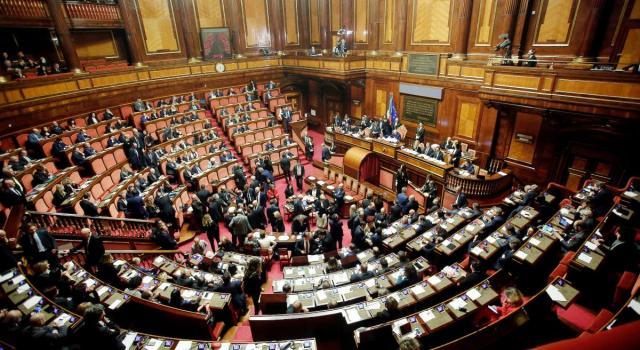 In Senato nasce Maie-Italia23, gruppo politico che ha come punto di riferimento il premier Conte