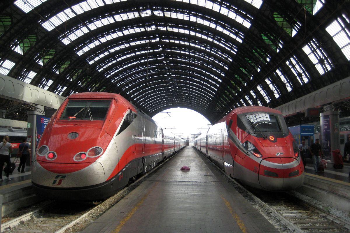 Treno Milano