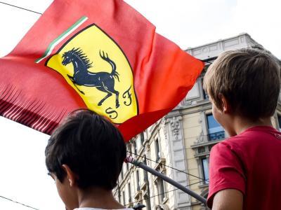 Ferrari, al Mugello la gara numero 1000: scelta una livrea speciale (FOTO)