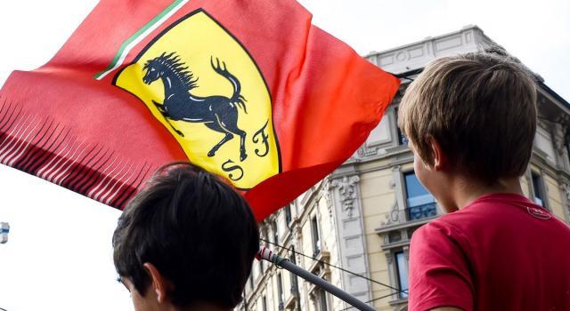 """Domenicali: """"Abbiamo bisogno tutti di una Ferrari forte"""""""