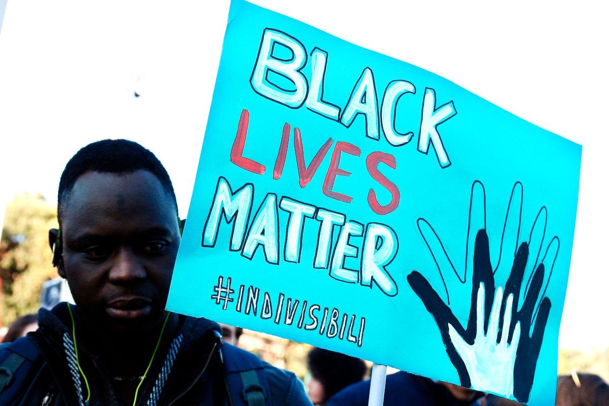 Manifestazione Razzismo