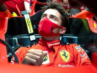 """GP Sochi, Leclerc: """"Sorpassare non è affatto semplice, importante la qualifica"""""""