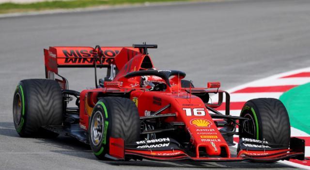 F1, la Ferrari dovrebbe portare nuovi aggiornamenti a Portimao