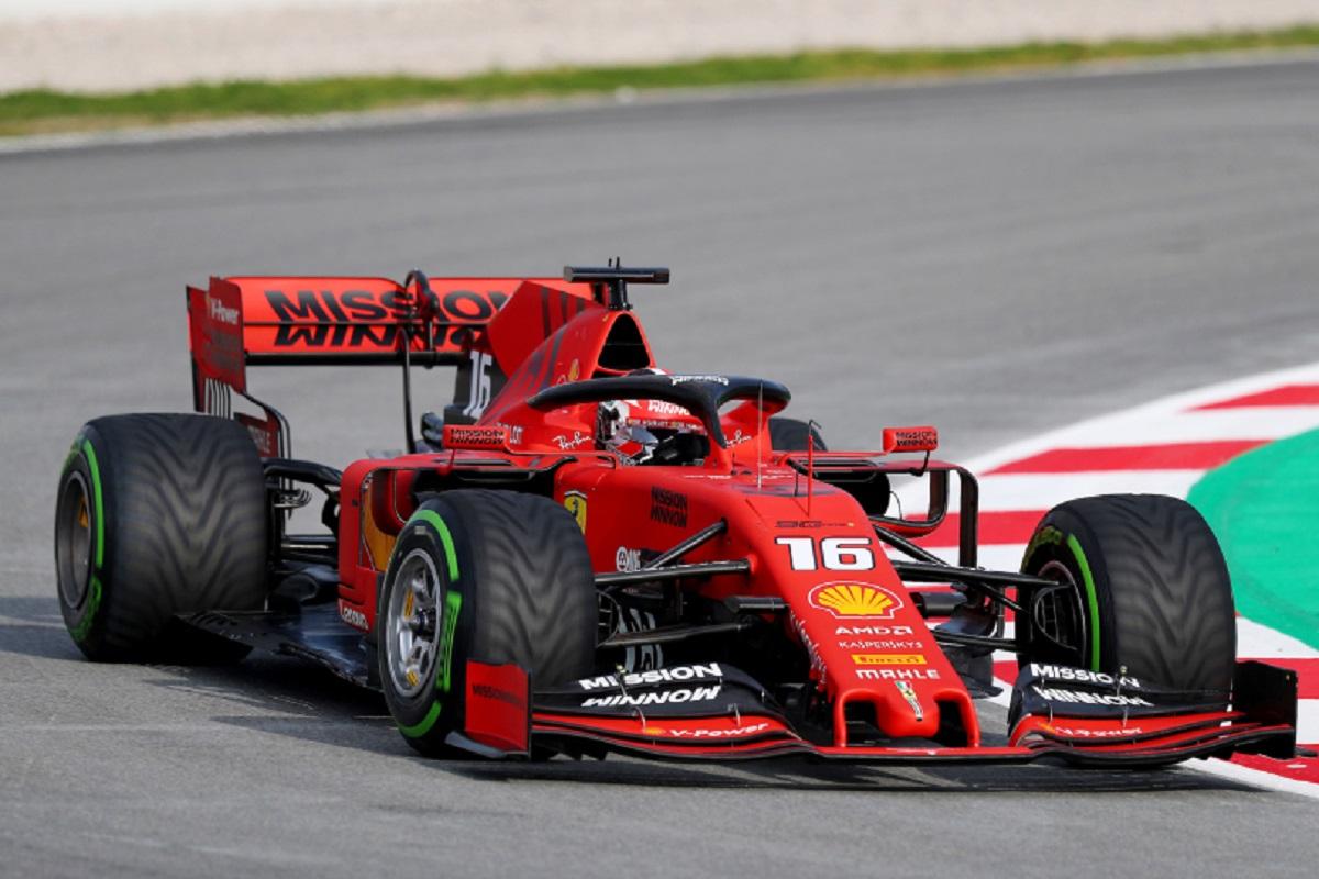 Charles Lecler formula 1 F1