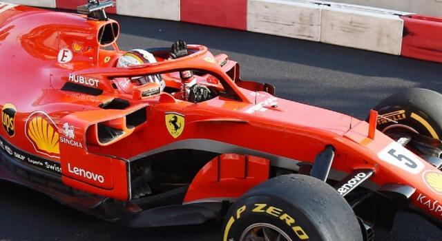 F1, l'ultimo team radio di Vettel con la Ferrari