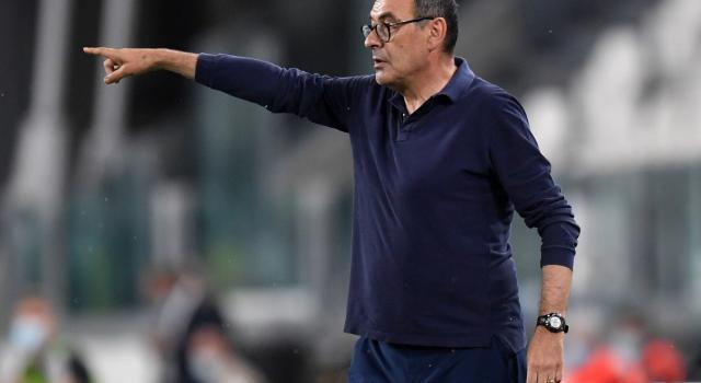 """Juventus-Roma, Sarri: """"In campo chi non ha bisogno di riposare"""""""