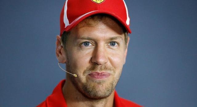 Il nuovo look di Sebastian Vettel diventa virale