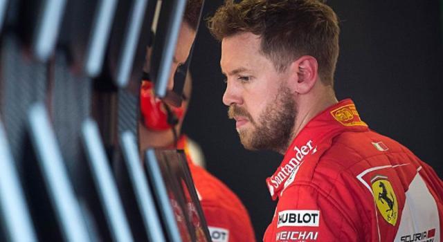 Ferrari, esiste un caso Vettel?