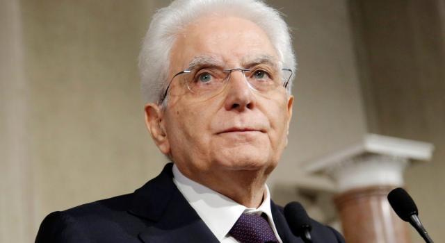 """Mattarella: """"La pandemia ha ampliato la competizione tra Stati"""""""