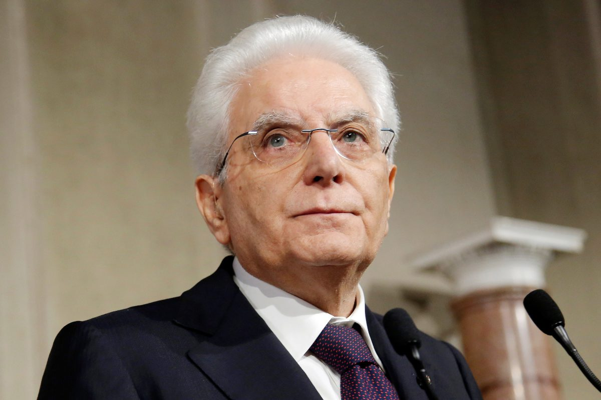 """Mattarella: """"L'esempio degli anziani è un patrimonio straordinario che non dobbiamo disperdere"""""""